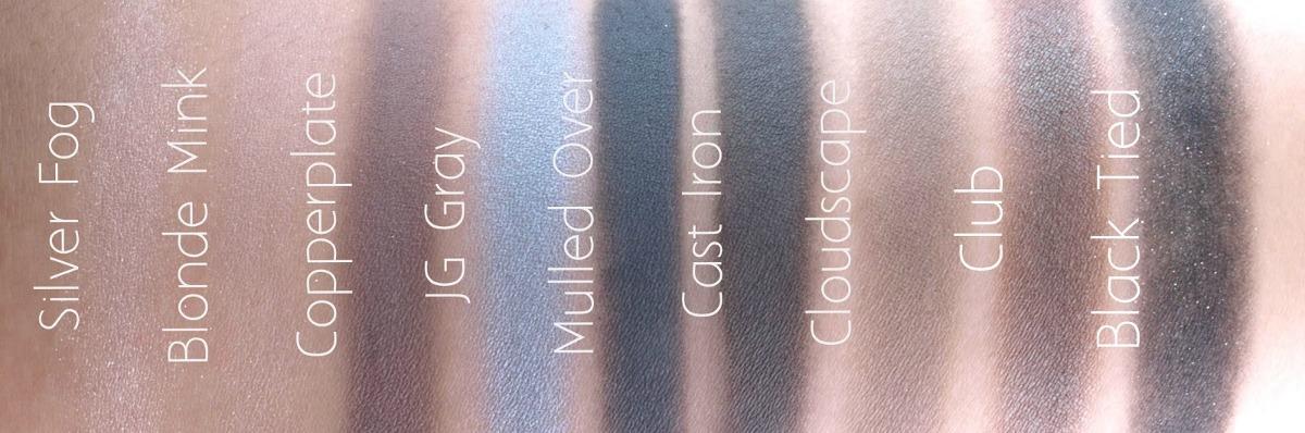 Mac Navy Time Nine Palette. Paleta De Sombras. Original - $ 1.600,00 en Mercado Libre