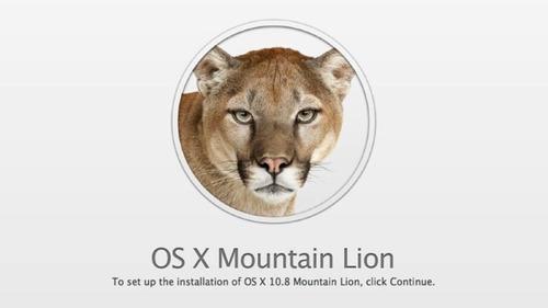 mac os x 10.8.0 mountain