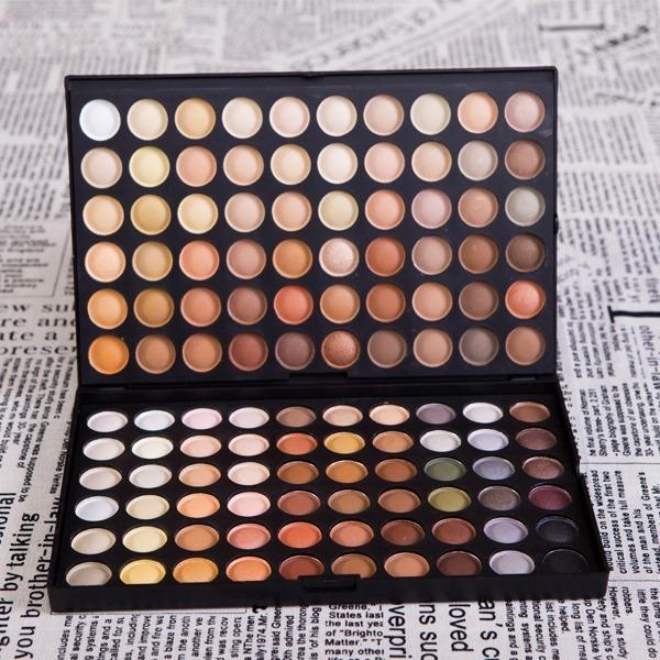 Mac paleta de 120 sombras colores neutros labial gratis en mercado libre - Paleta de colores neutros ...