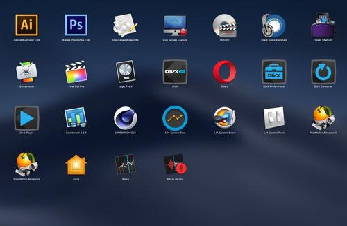 mac pro 5.1 24 núcleos lógicos 3.06 ghz