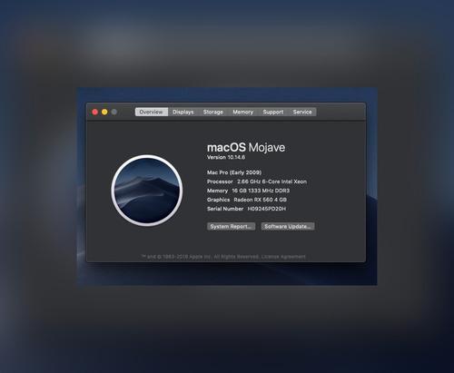 mac pro mantenimiento, actualización y reparación