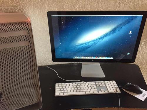 mac pro mid 2010-monitor led 27