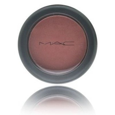 mac sheertone shimmer powder blush dollymix mujeres, 0,21 o