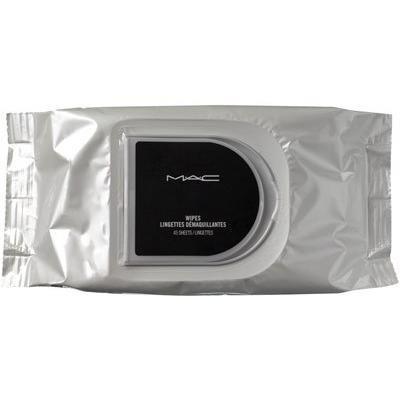 m.a.c - wipes - lenços demaquilantes - 45 unidades
