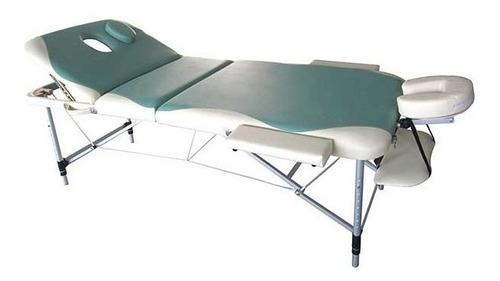 maca divã portátil de alumínio estetica massagem