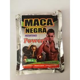 Maca Negra Del Perú - 200g - Unidad a $35000