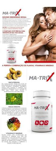 maca peruana para homem tribulus suplemento natural ma-trix