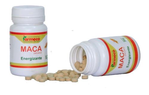 maca peruana pura - energizante - estimulante - nutricional