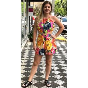9aa23f95d Macação Farm - Macacão para Feminino Rosa no Mercado Livre Brasil