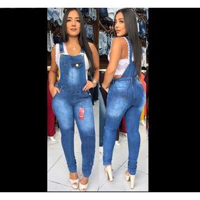 b7fb39be9 Vidalle Jeans - Macacão para Feminino no Mercado Livre Brasil
