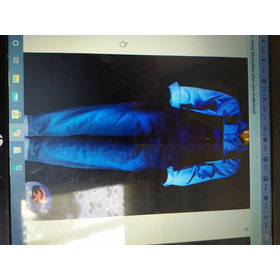 Macacâo Jeans Masculino  Darossitg N.48 Ao 52 Cint 1,18a1,25