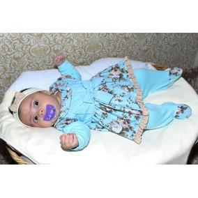 643495a07662b Melissa Azul Tiffany - Roupas de Bebê no Mercado Livre Brasil