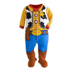 Macacão Woody Baby Infantil Disney 9-12 Meses