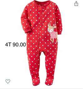 1c021d8f37bff6 Macacão Carters Fleece 4t Nosso 48m Meses Pijama