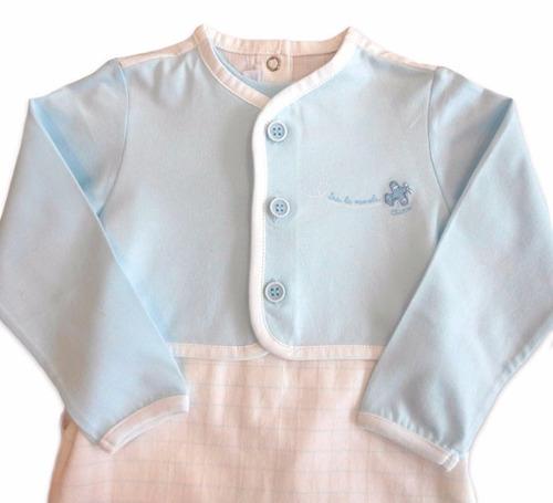 macacão de bebê casaquinho chicco