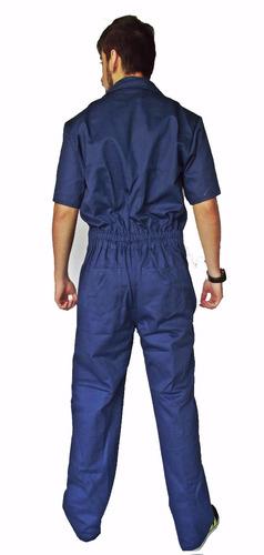 macacão de brim masculino para oficina mecânica uniformes