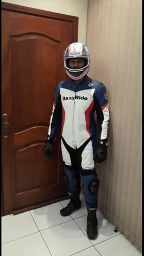 macacão esportivo bmw motorrad