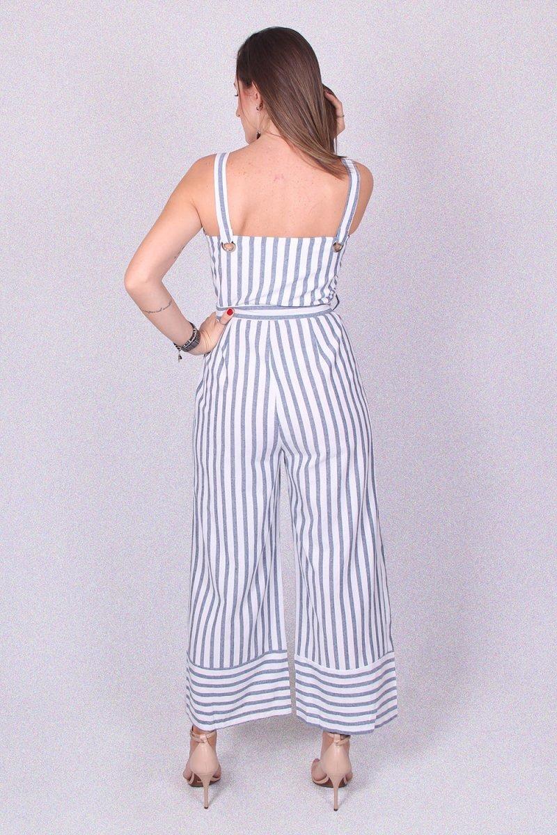 2dea3e724 Macacão Feminino Chic Up Jm-0016 - Asya Fashion - R$ 106,80 em ...