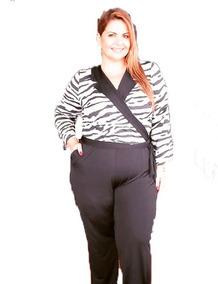 8b5d616fc9d4 Macacao Gordinha Elegante - Macacão Feminino Longa com o Melhores ...