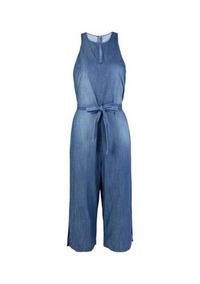37b4e9395 Macacao Jeans Hering - Calçados, Roupas e Bolsas no Mercado Livre Brasil