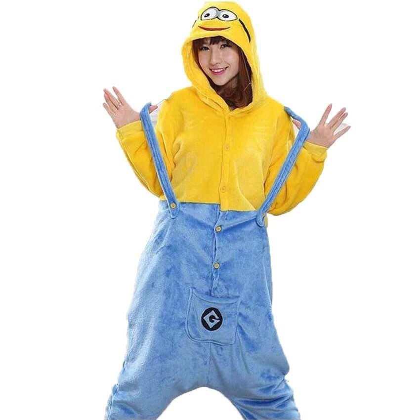 e3f16d1758 macacão minions pijama fantasia kigurumi meu malvado favorit. Carregando  zoom.