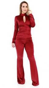 6b371229d Macacao Jeans Morena Rosa - Calçados, Roupas e Bolsas no Mercado Livre  Brasil