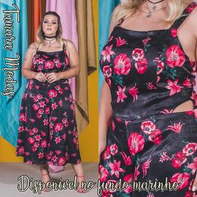 26d5ab9b96 Macacao De Seda Curto - Macacão para Feminino no Mercado Livre Brasil