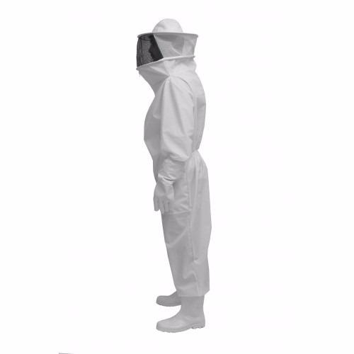 macacão para apicultura de nylon ventilado com mascara