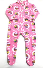 431eac04b0a431 Macacão Pijama De Soft Menina, Super Quentinho