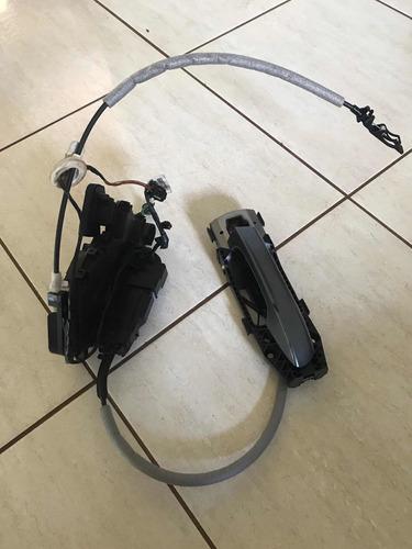 maçaneta e fechadura elétrica do virtus e polo