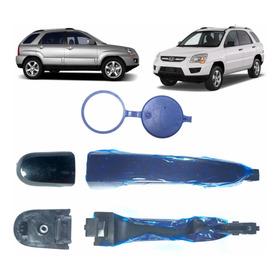 Maçaneta Externa Abertura Da Porta Kia Sportage 2005 2006 2007 2008 2009 2010 Qualidade Original Escolha O Lado