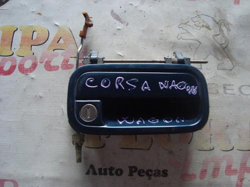 maçaneta externa corsa wagon 1999