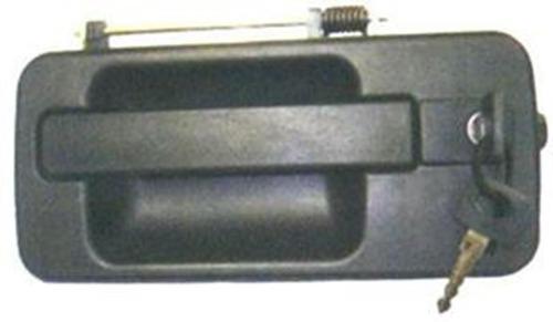 macaneta externa direita com chave caminhao actros --