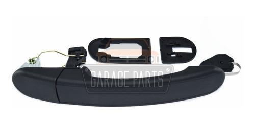 maçaneta externa porta dianteira s/ chave saveiro g3 g4