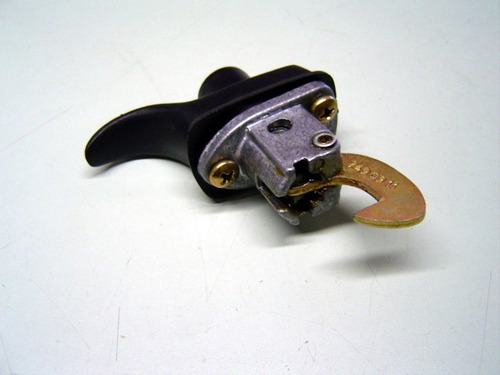 maçaneta externa tampa do motor kombi 67 à 96 fusca 2 chaves