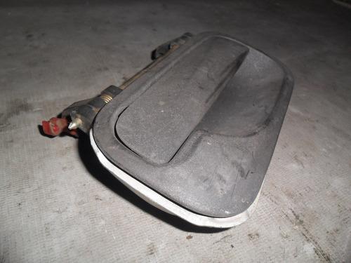 maçaneta externa traseira direita vectra 98