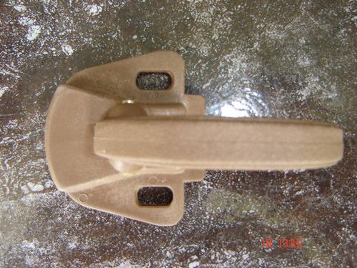 maçaneta interna chevette 78 à 82 cor marrom nova