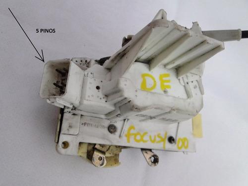 macaneta interna porta dianteira esquerda focus 2000 a 2008