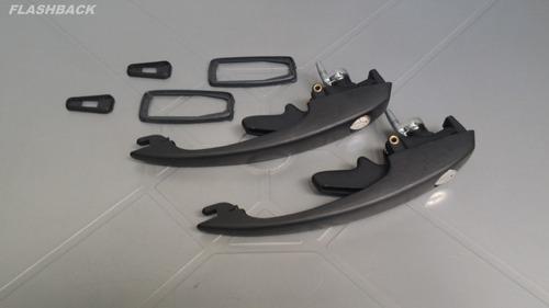maçanetas/miolo/cilindros fusca 78 a 96 itamar (mesma chave)