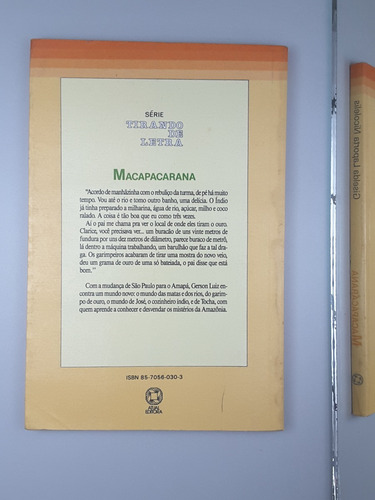 macapacarana - giselda laporta nicolelis