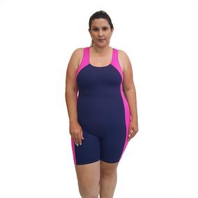 8cf8c55c5 Macacao Fitness Plus Size - Calçados, Roupas e Bolsas no Mercado Livre  Brasil