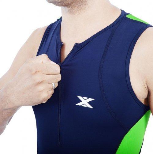 Macaquinho Triathlon Masculino De Alta Compressão Dx3 X Powe - R ... 8814f100d4253
