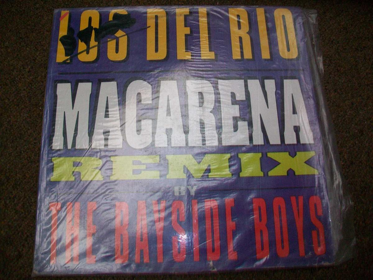 Macarena, Linda Música En Disco De Vinilo Buen Estado - U$S 10,00 en ...