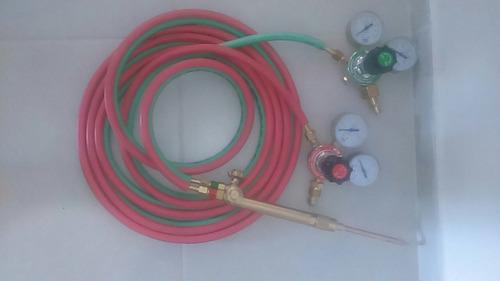 maçarico oxigenio acetileno reguladores de pressão para ppu