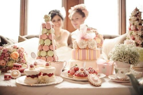 macarons! ideal casamientos y cumpleaños de 15!