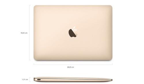 macbook 12 + accesorios - efectivo u$s1199 - apple mac