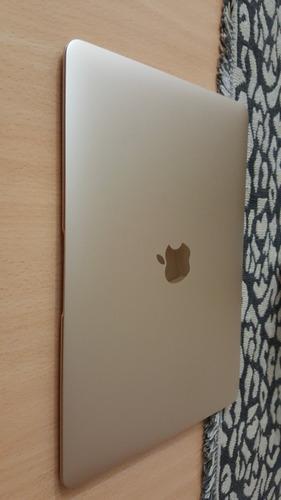macbook 12  gold edition pantalla retina impecable