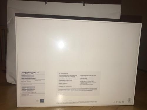 macbook 12-inch 256gb dorado new sellada somos tienda
