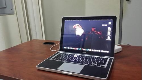 macbook 13-inch, aluminiun, late 2008