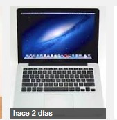 macbook 13,3, 1tb hdd, en $45,500 pesos, cel.809-264-6353